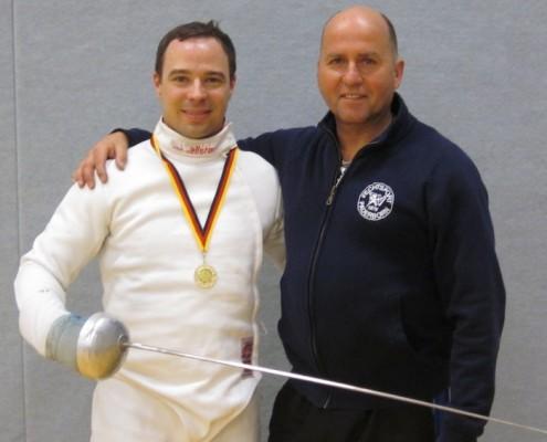 Foto NDM 2014 mit Trainer